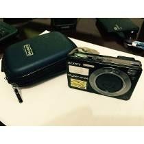 Câmera Fotográfica Sony - W110 - 7.2mp Usada