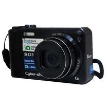 Câmera Digital Sony Dsc-h55 Cyber-shot 14.1 Mp Full Hd Preta