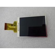 Tela Da Câmera Digital Sony Modelo Dsc-w630