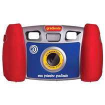 Câmera Digital Gradiente 2 Megapixels 5 Jogos Mpg 2c