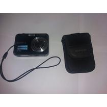Câmera Digital Samsung S760 7.2mp Com Adaptador Para Sd
