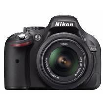 Camera Digital Nikon D5200 Lente 18 55mm Vr Dx Nova Na Caixa