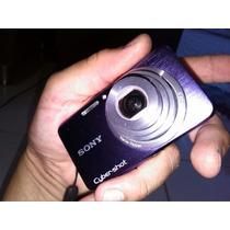 Camera Digital 16mp Cyber Shot Cartao De 8 Gb