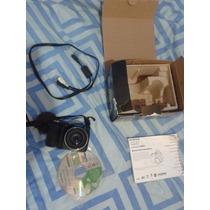 Câmera Fotográfica Semiprofissional Fujifilm S2950