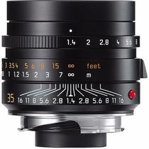 Leica Lente Asph Summilux-m 35mm F/1.4