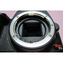 Câmera Profissional Canon Eos T1i (500d) Somente Corpo!!!