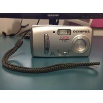 Camera Digital Olympus Camedia D-435 5,1mp - Seminova!