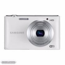 Samsung Smart Câmera Digital Ec-st150f 16.2 Mp Lcd Saldão