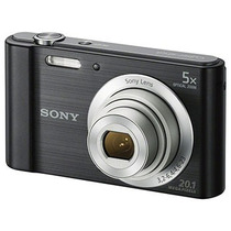 Câmera Digital Sony Cyber-shot Dsc-w800pt -20.1mp, Lcd 2.7