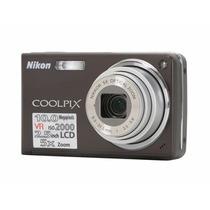 Camera Compacta Nikon Coolpix S550