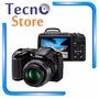 Câmera Nikon Coolpix L810 16mp Zoom 26x Filma Em Hd Foto 3d