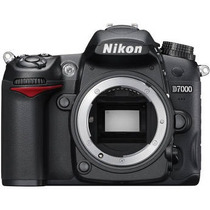 Câmera Nikon Dslr D7000 Corpo