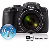 Câmera Nikon Coolpix P600 16.1 Mp 60x Zoom Nikon