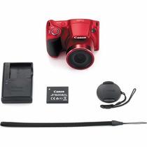 Maquina Fotográfica Cânon Semi-profissional Sx400is
