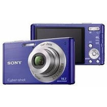 Câmera Digital Sony Dsc-w530 Nova Na Caixa + Brinde