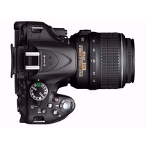 Câmera Nikon D5200 Full Hd Kit 18-55mm+32gb C/10+bolsa+tripé