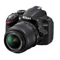Câmera Nikon D3200 Kit 18-55mm + Cartão 32gb + Bolsa + Tripé