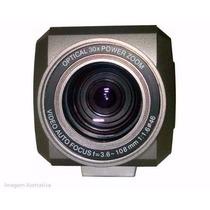 Câmera Profissional Sony 14 Zoon 30x 480l - Luxvision