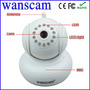 Camera Ip Wifi Sem Fio Wireless Movimento Internet Wanscam T