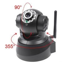 Camera Ip Wireless Visão Noturna Iphone, Android C/ Garantia