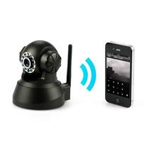 Camera Ip Ir Wireless Visão Noturno Infra Controle Iphone