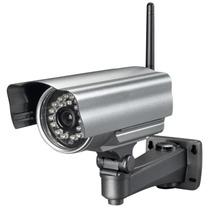 Câmera Ip Externa Wireless Blindada Prova Chuva Frete Grátis