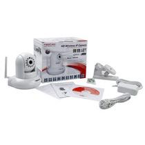 Câmera Ip Wi-fi Foscam Fi9821w Hd, Sd Card, Anatel, Onvif