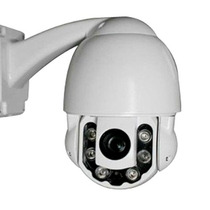 Camera Ip Externa Speed Dome Full Hd1080 Zoom Optico 10x