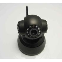 Camera Ip Ir Wireless Internet Visão Noturno Sensor Moviment