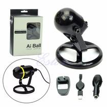 Kit P Câmera Espiã Ip Wifi Ai-ball - Base Apoio E Acessorios