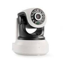 Camera Ip Wi-fi 1.0 Megapixel 720p P2p Entrada Micro Sd + Nf