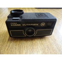 Máquina Fotográfica Antiga Analógica Kodak Instamatic 11