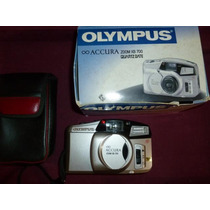 Máquina Fotográfica Olympus - Accura Zoom X B 700 - Funciona