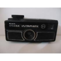 Maquina Fotografica Kodak Instamatic 11 Funcionando E Perfe