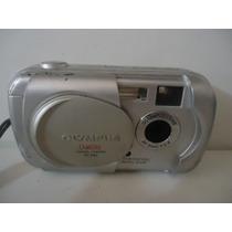 Maquina Fotografica Olympus Comedia D-390 Funcionando