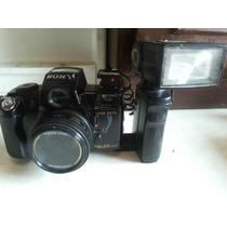 Câmera Profissional Analógica Sony Usada