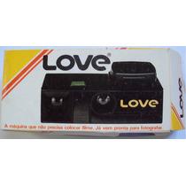 Máquina Fotográfica Love A1