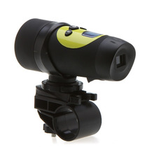 Camera Filmadora Prova D` Água Capacete Bicicleta Moto Espiã