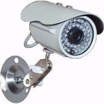 Camera Aprica Ccd Video Infra Led 700 Linhas Lente 3.6mm