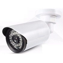 Camera Vigilância 1/3 Ccd Sony Ir-cut 3,6mm 36 Leds 700tvl