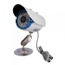 Camera Ccd Digital Infra Vermelho 48 Leds 30mts Prova D´agua