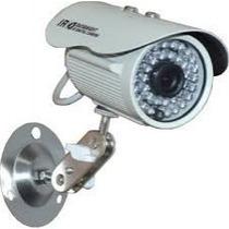Câmera 1/3 Infra Vermelho 36 Leds 600 Linhas Ccd Digital