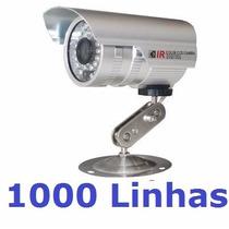 Camera Cftv 36 Leds Infra Red Visão Noturna Até 40 Metros