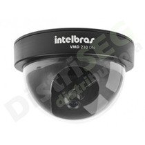 Minicâmera Dome Day & Night - Vmd 210 Dn - Intelbras Cftv