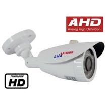 Camera Segurança Hd Ahd Infra 30 Mt 1.0 Mega Dvr - Luxvision