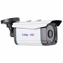 Camera Hd 720p Infra 40~50mts Ahd-m 1mp Ip66 Alta Resolucão