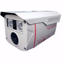 Câmera De Segurança Hd 2000 Linhas De Tv 6mm Ahd 6209
