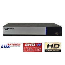 Dvr Stand Alone Ahd Luxvision 4ch. High Definition Hd Hdmi