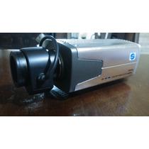 Camera De Segurança Ccd 1/3 Sony Color Cftv Auto Iris Nova