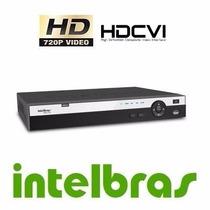 Gravador Digital Intelbras Hdcvi Vd 1008 Hdmi 8 C Tríbrido!